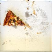 Takeaway Pizza — Stock Photo