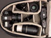 Camera Bag — Stock Photo