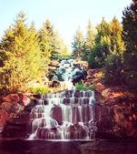 Beautiful waterfalls — Stock Photo