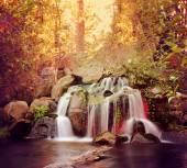 Pretty waterfalls — Stock Photo