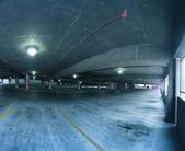 Leeren parkplatz — Stockfoto