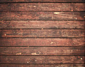 Old plank wooden wall background — Stock Photo