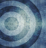 Abstract grunge target — Stock Photo