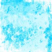 Blue Wet on wet abstract watercolors — Stock Photo