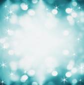 Pretty bokeh for holiday — Stockfoto