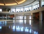 Generic airport interior — Stock Photo