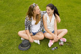 Female Best Friends — Stock Photo