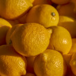 Citrons — Stock Photo #56473465