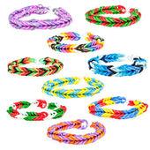 Loom bracelet  — Stock Photo
