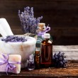 Still life with lavender — Stock Photo #56845585