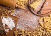 Dry pasta  — Stock Photo