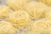 Italian filini pasta — Stock Photo
