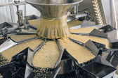 Automated food factory — Stockfoto