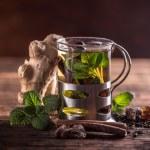 Herbal tea — Stock Photo #66275597