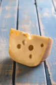 Queso emmental — Foto de Stock