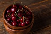 Sour cherry — Stock Photo