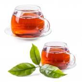 Tea cup set — Stock Photo