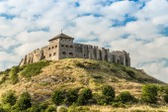 Castle Sumeg — Stock Photo
