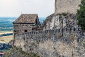 Sumeg castle — Stock Photo