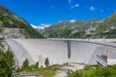 Big dam — Stock Photo