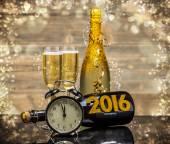 2016 New Years — Stock Photo