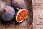Group of figs — Stock Photo