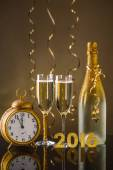 2016 New Year concept — Stock Photo