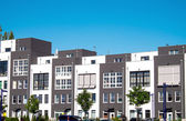 New serial houses in Berlin — Stock Photo