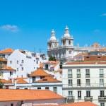 Sao Vicente de Fora in Lisbon — Stock Photo #52979353