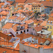 Rooftops in Lisbon, Portugal — Stock Photo #52979433