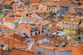 Rooftops in Lisbon, Portugal — Stock Photo