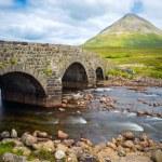 Bridge at Sligachan, Isle of Skye — Stock Photo #54146737