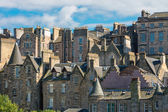 Buildings in Edinburgh — Stock Photo