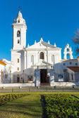 Church in Recoleta, Buenos Aires — Stock Photo