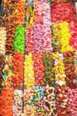 Candy at the Boqueria — Stock Photo