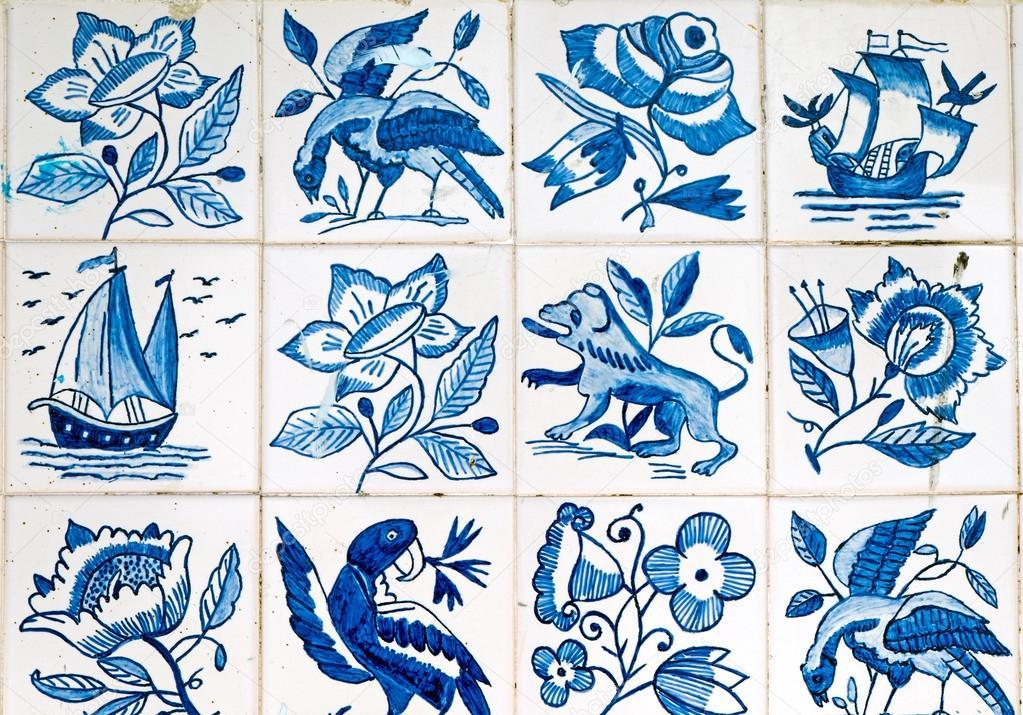 Bellos azulejos portugueses foto de stock elxeneize 63810939 - Azulejos portugueses comprar ...