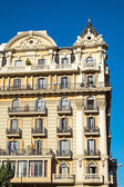 Historic building in Barcelona — Stock Photo