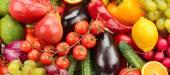 фруктов и овощей — Стоковое фото