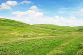 Mountainous terrain  — Stock Photo