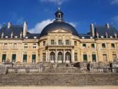 Vaux Le Vicomte, France, the castle near Paris — Stock Photo