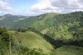 Landscape in Costa Rica — Stock Photo