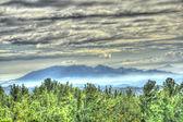 Pohoří — Stock fotografie