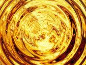 Twirl of bright explosion flash. fire burst — Stock Photo