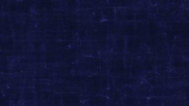Ondas de movimiento de la energía azul Resumen fondos — Vídeo de Stock