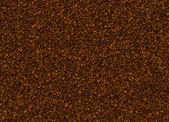 Many brown hi-res coffee grains backgrounds texture — Stock Photo