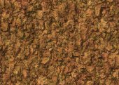 Natural uneven rock brown texture — Stock Photo