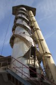 Old sugar factory — Stock Photo