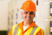 Technical worker — Stock Photo