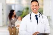 Medical doctor portrait — Stock Photo