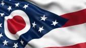 Flag of Ohio — Stock Photo